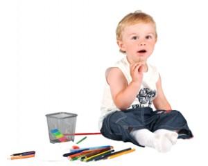 Как развить творческое мышление у детей