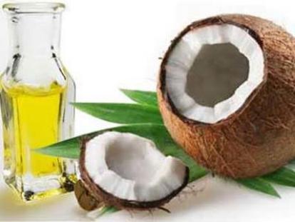 Использование кокосового масла для волос