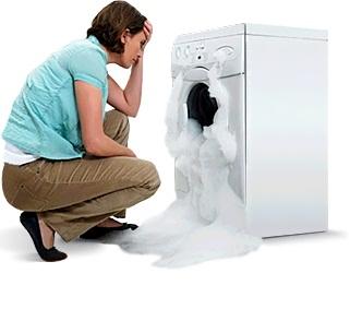 Поломка стиральной машины: как избежать, как починить