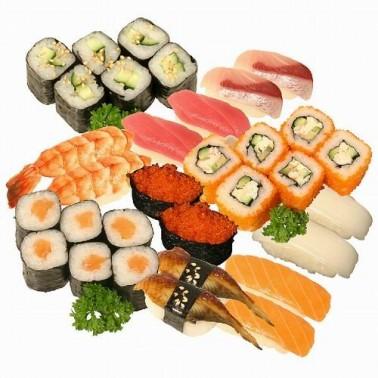 Как правильно выбирать суши
