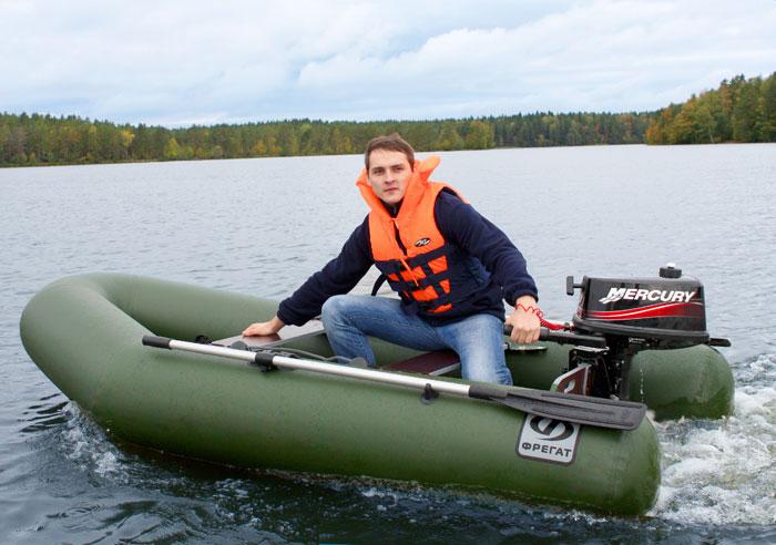 Совет по выбору моторной надувной лодки