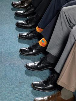 Советы по выбору носков