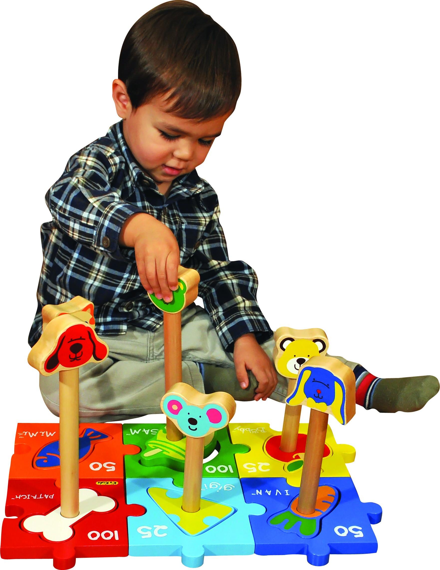 Как выбрать безопасные детские игрушки