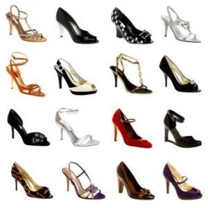 Классическая обувь для бизнес-леди - Обувь АГ - модная
