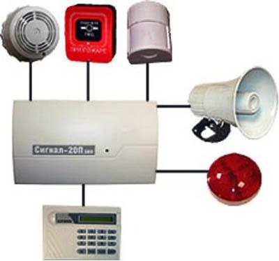 Советы по монтажу охранно-пожарной сигнализации
