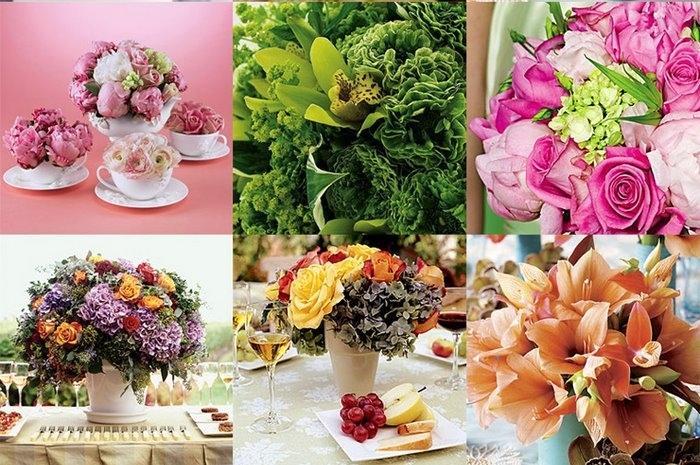 Как продлить жизнь букетов цветов