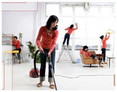 Советы по уборке дома после ремонта