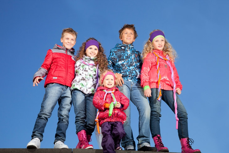 Советы по выбору верхней детской одежды