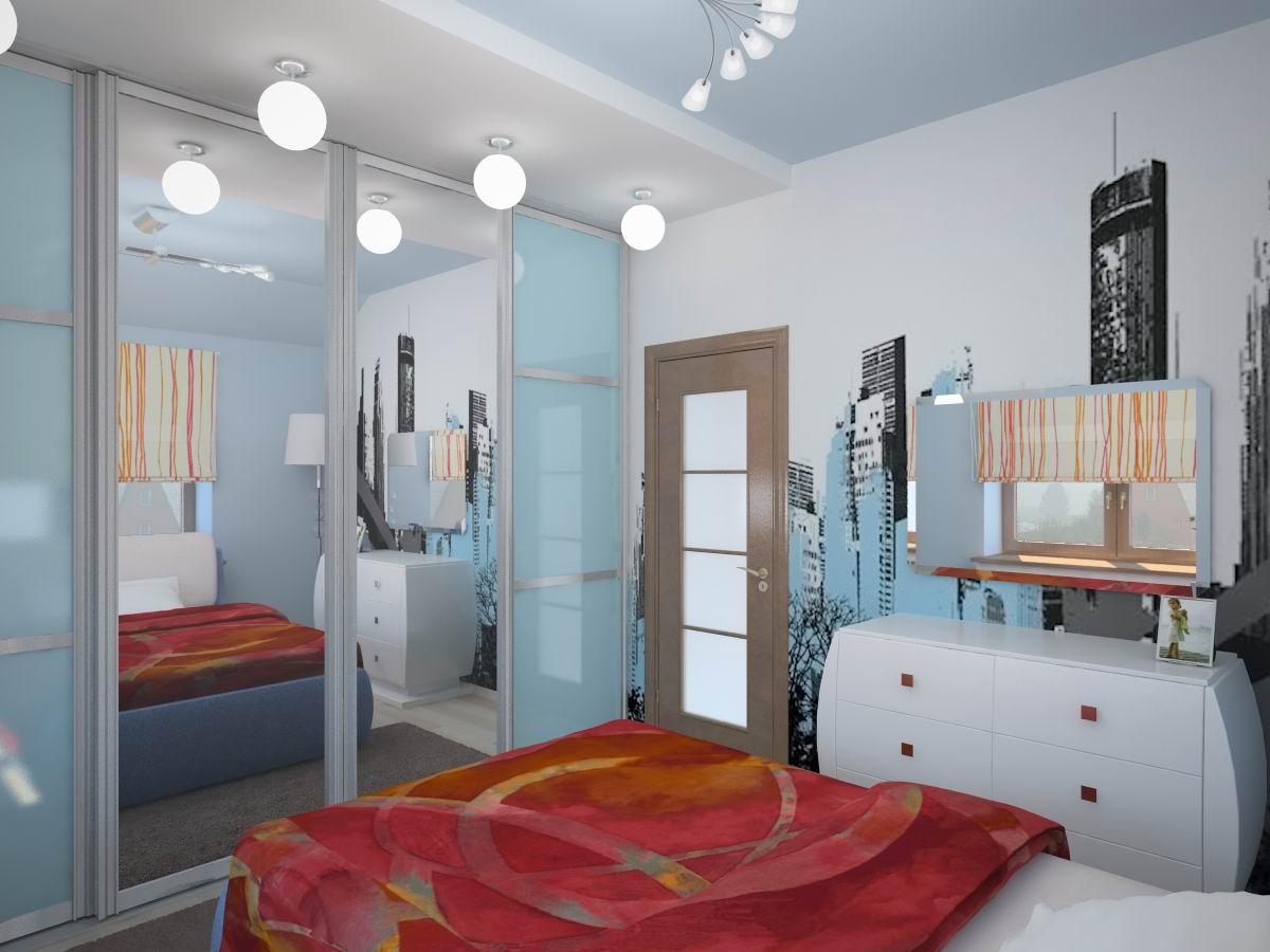 Советы по дизайну маленькой спальни