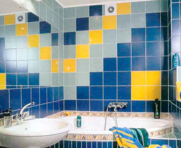 Как правильно подобрать плитку для ванной комнаты