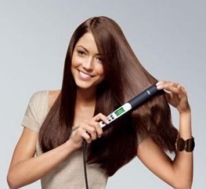 Как выпрямить волосы — советы и рекомендации