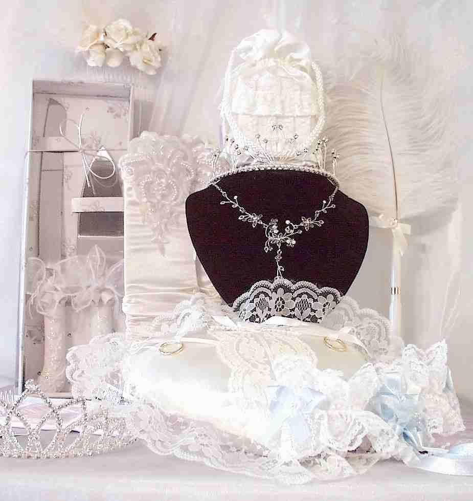 Советы по подбору свадебных аксессуаров