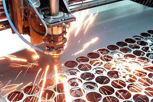Технология резки металла лазером
