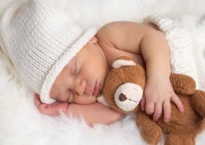 выбор одежды для сна ребенка