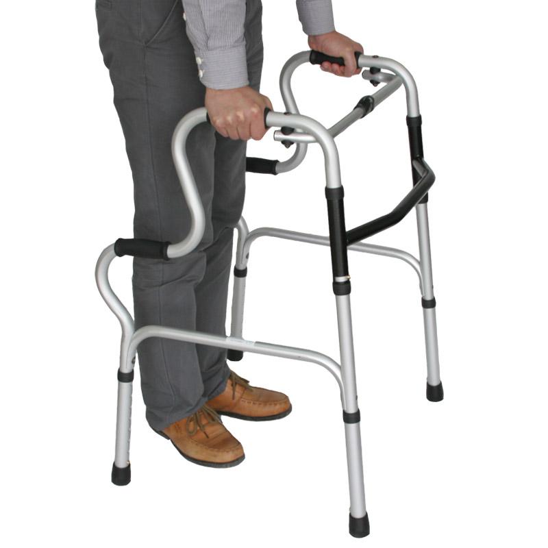 Как правильно подобрать ходунки для инвалидов