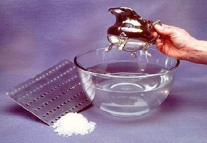 Как правильно чистить серебро