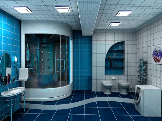 Как лучше сделать ремонт в ванной комнате