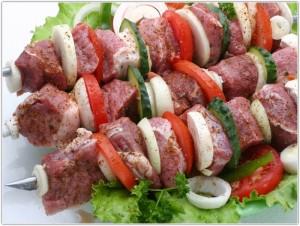 выбрать мясо для шашлыка
