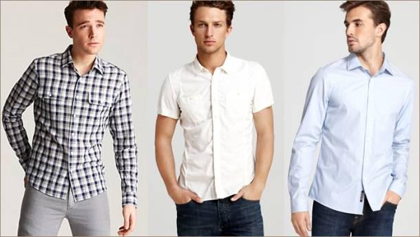 Как правильно выбрать удобную мужскую рубашку