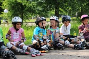 роликовые коньки для детей