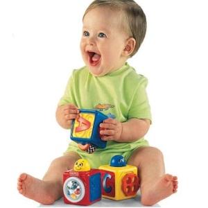 Советы по выбору подходящей игрушки для малыша