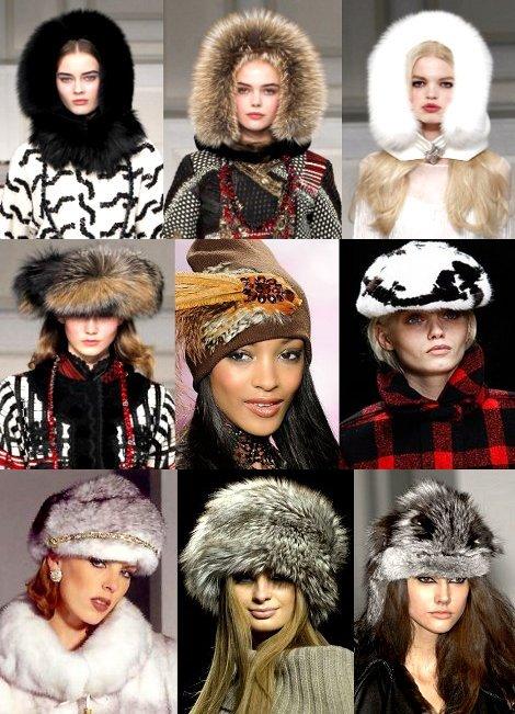 Как правильно выбрать женскую шапку