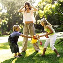 Как лучше разделить игрушки между своими детьми
