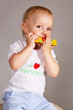 Как правильно выбрать футболку для ребенка
