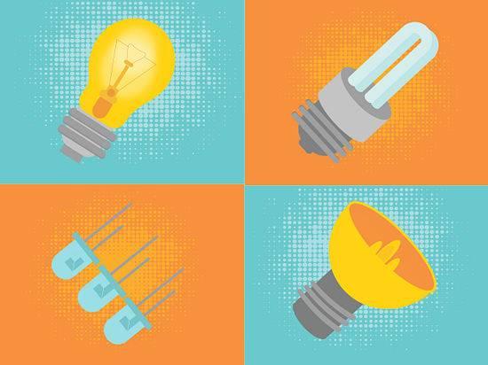 Какие лампы выбрать для освещения