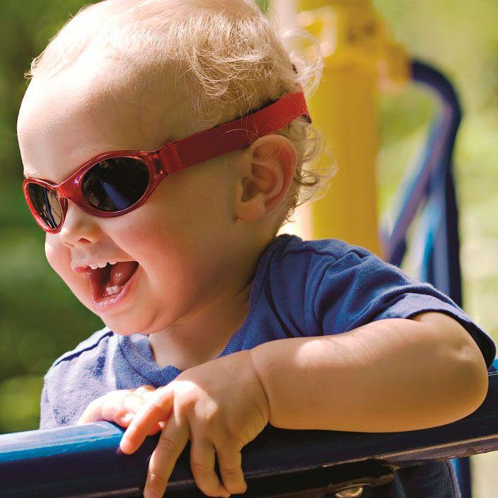 Как правильно выбрать солнцезащитные очки для детей