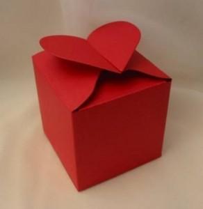 Своими руками сделать подарочную коробку
