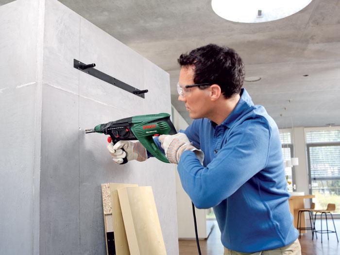 Советы по сверлению отверстий в бетоне