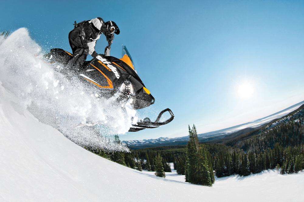 Советы при выборе снегохода