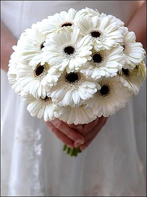 Как выбирать свадебный букет невесты