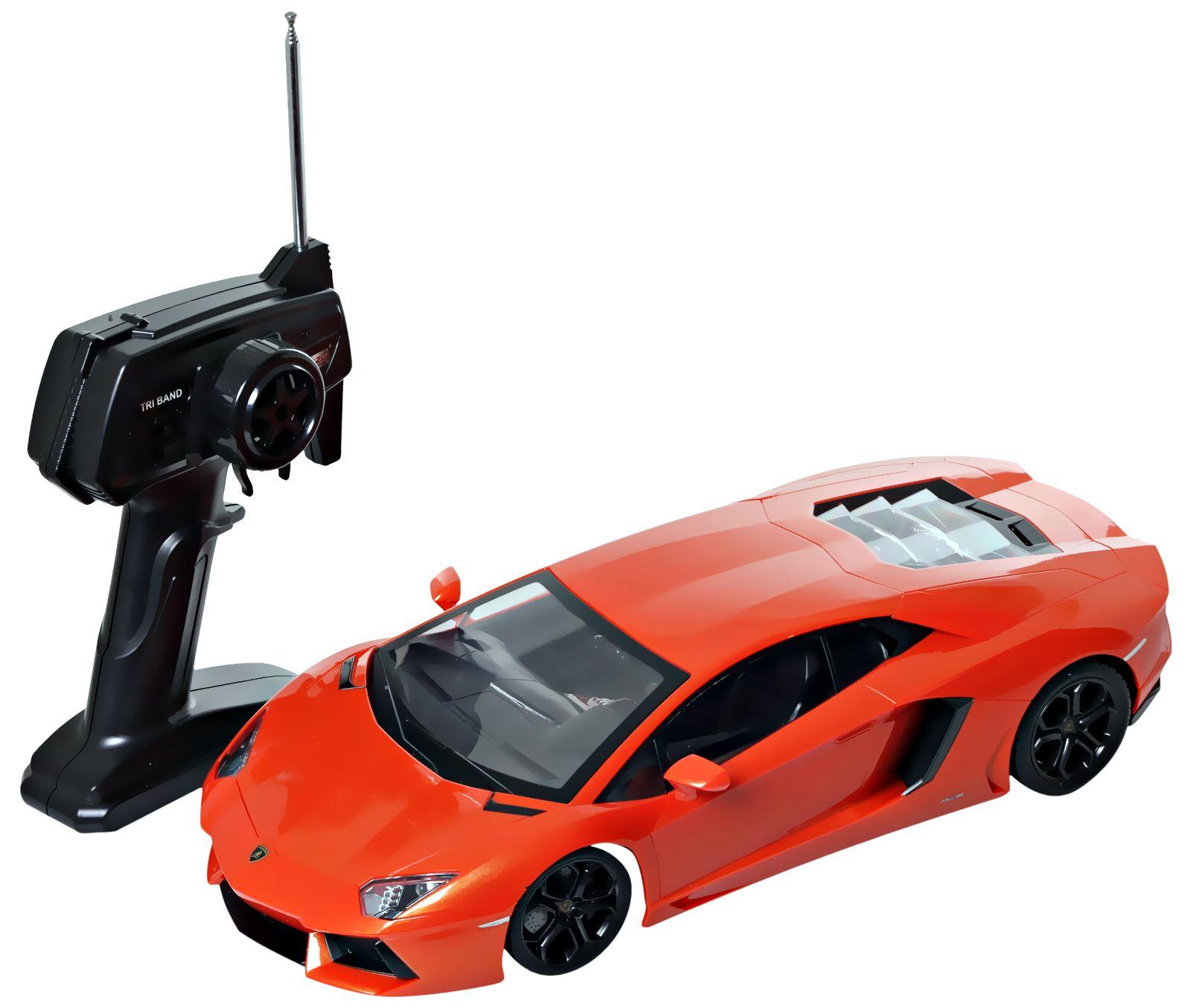 Как выбрать машинку на радиоуправлении