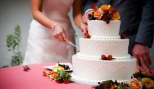 выбрать свадебный торт