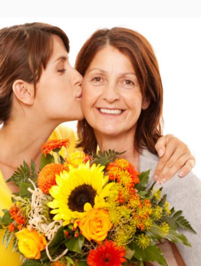 Как оригинально поздравить свою маму с днем рождения