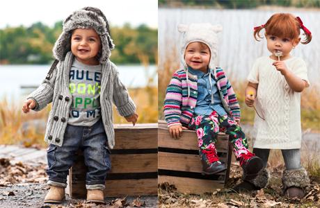 Как правильно выбрать одежду ребенку