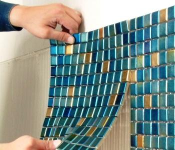 Рекомендации по укладке мозаики