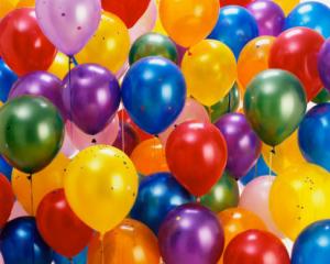 Как весело провести день рождения