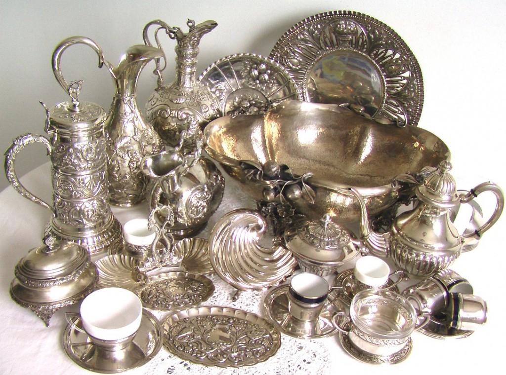 Как правильно выбрать столовое серебро