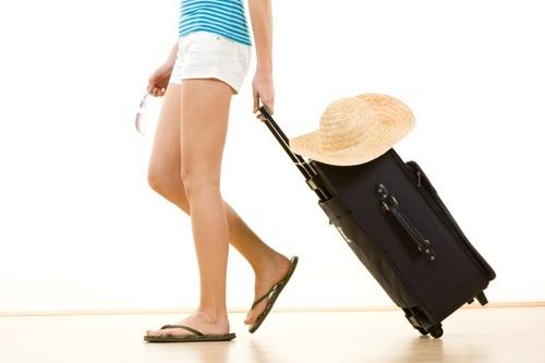Как правильно выбрать чемодан на колесах