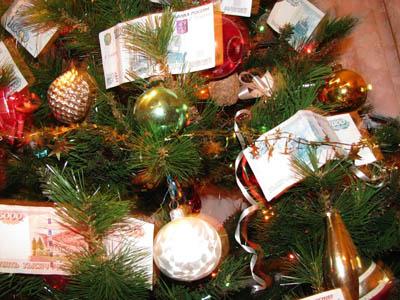 Как украсить ёлку в Новый год 2014