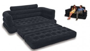 Советы по выбору надувных кроватей