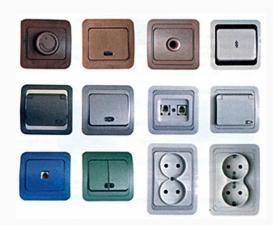 Как правильно выбирать розетки и выключатели