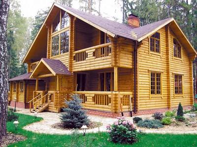 Советы по строительству деревянных домов