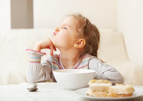 Что делать если ребенок не хочет кушать