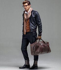 Советы по выбору мужской сумки