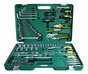 выбрать набор инструмента