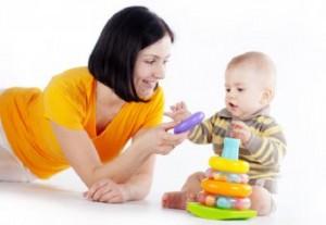 развивать ребенка возраст которого 5 месяцев